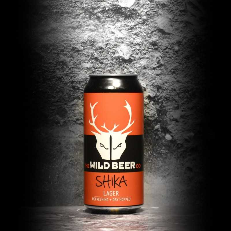 Wild Beer - Shika - 4.5% - 44cl - Can