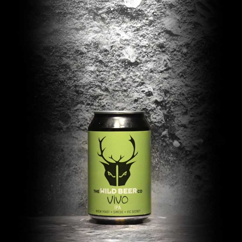 Wild Beer - Vivo - 4.9% - 33cl - Can