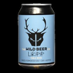 Wild Beer - LiRiPiP - 2.7% - 33cl - Can