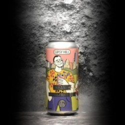 Gipsy Hill - Urbanist - 7.2% - 44cl - Can