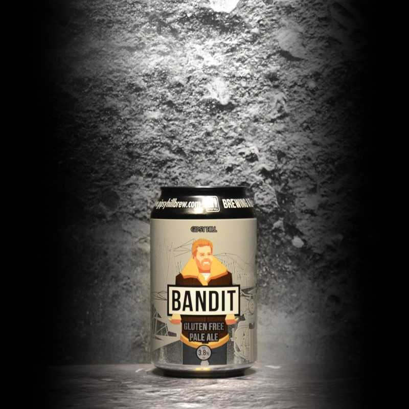 Gipsy Hill - Bandit - 3.8% - 33cl - Can