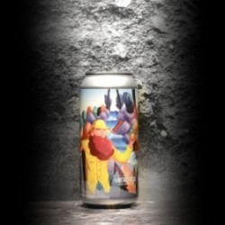 The Piggy Brewing - Abricot Trip - 7.5% - 44cl - Can