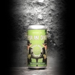The Piggy Brewing - Lupulin Diktat Edition 2020 - 8% - 44cl - Can