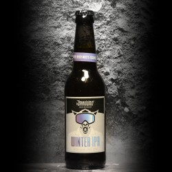 Dr. Brauwolf - Winter IPA - 6.1% - 33cl - Bte