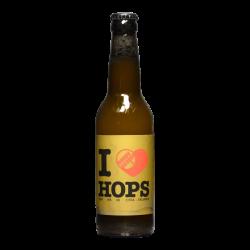Hoppy People - I Love Hops 8 - 6.8% - 33cl - Bte