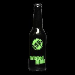 Hoppy People - Twisted Mind - 5.6% - 33cl - Bte