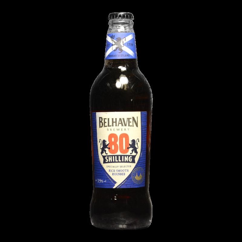 Belhaven Brewery - 80 Schilling - 3.9% - 50cl - Bte