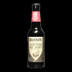 Belhaven Brewery - Scottish Oat Stout - 7% - 33cl - Bte