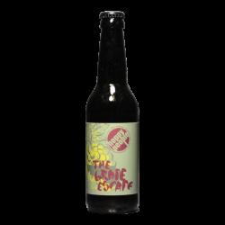 Hoppy People - The Grape Escape - 9.5% - 33cl - Bte