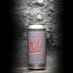 Burley Oak - 100 (TDH with Citra) - 8.5% - 47.3cl - Can