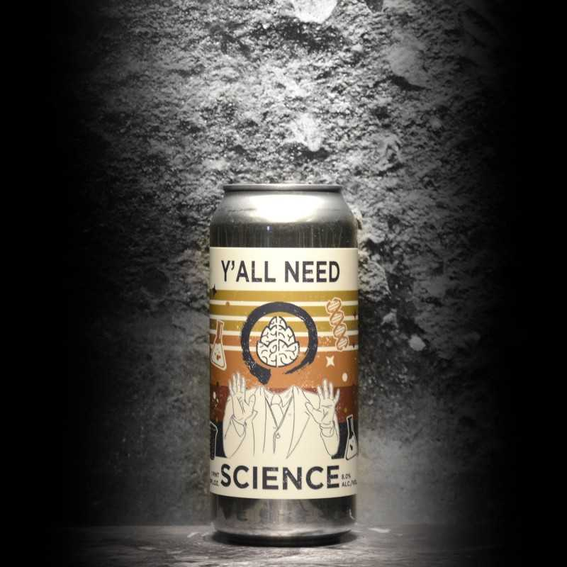 Equilibrium - Cerebral - Y'all Need Science - 8% - 47.3cl - Can