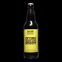 Evil Twin - Westbrook - Maple Syrup Bourbon BA OFYMD - 12.80% - 65cl - Bte