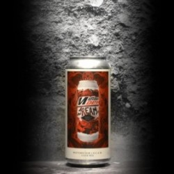 Evil Twin - Burley Oak - Midtown Dew J.R.E.A.M. Code Red - 4.8% - 47.3cl - Can