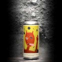 Evil Twin - This is the Happiest Devil I Have - Artist Series - 7% - 47.3cl - Can