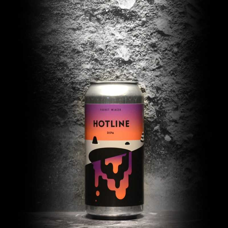 Fuerst Wiacek - Hotline - 8% - 44cl - Can