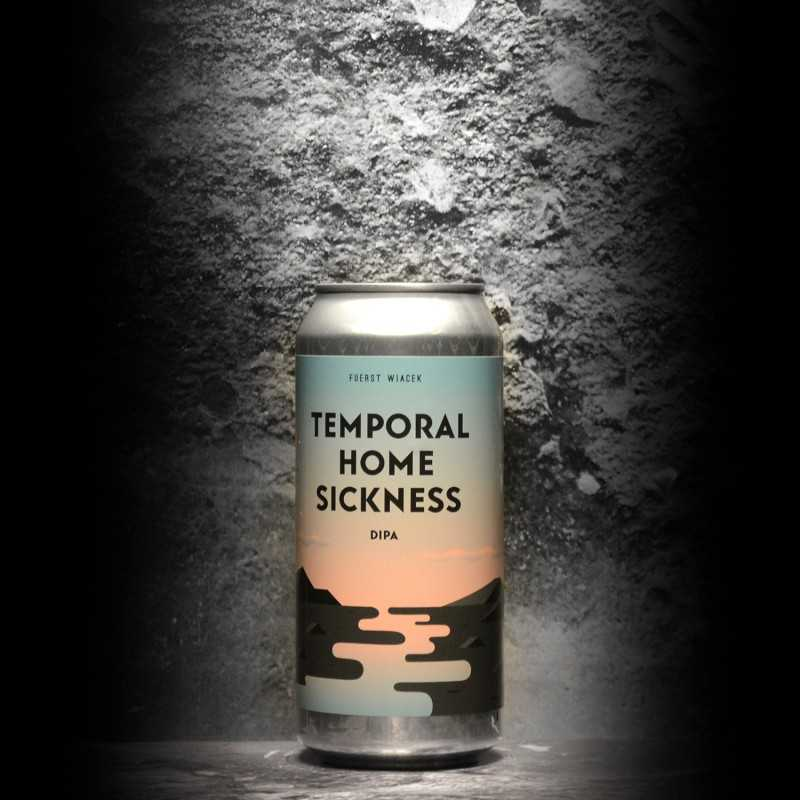 Fuerst Wiacek - Temporal Homesickness - 8% - 44cl - Can