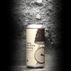 Trillium - Twice the Daily Serving - Black Currant, Blackberry and Boysenberry - 7% - 47.3cl - Can
