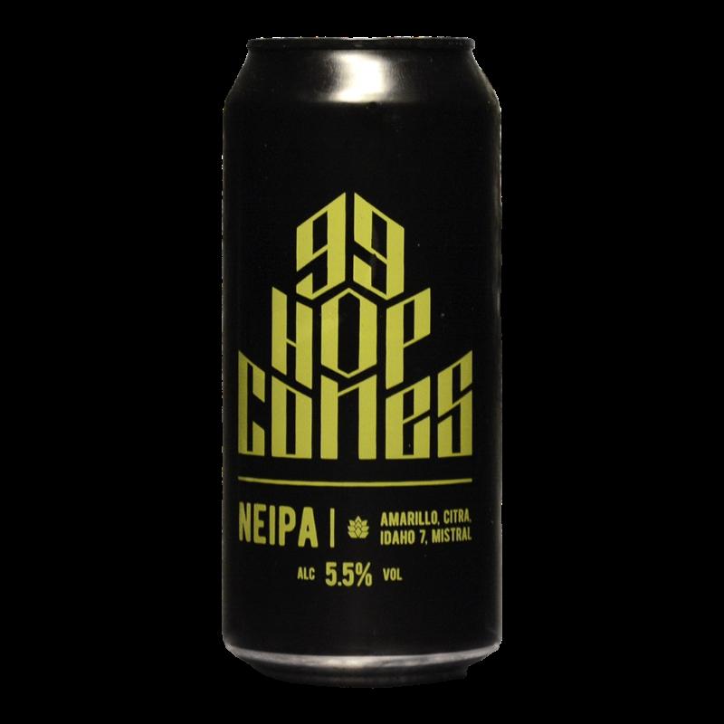 Reketye - Next Level Brewing  - 99 Hop Cones - 5.5% - 44cl - Can