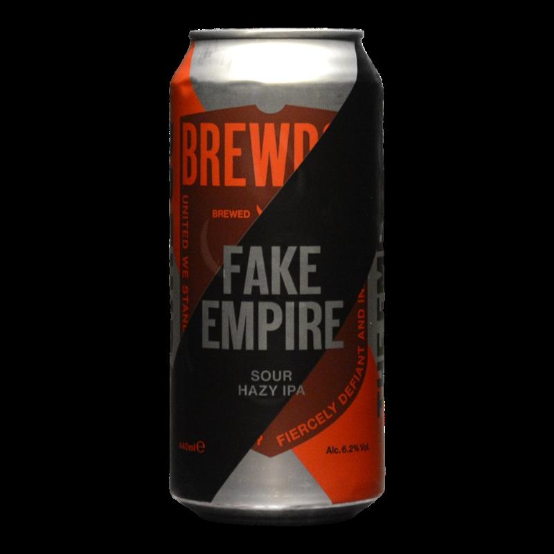 Brewdog - Fake Empire - 6.2% - 44cl - Can