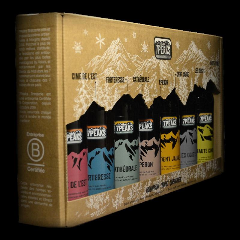 7Peaks - Pack Tour des Dents du Midi - X% - 7x33cl - Bte