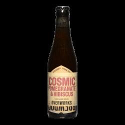Brewdog OverWorks - Cosmic Pomegranate & Hibiscus - 5.3% - 33cl - Bte