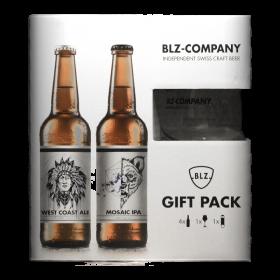 BLZ - Coffret BLZ – Four...