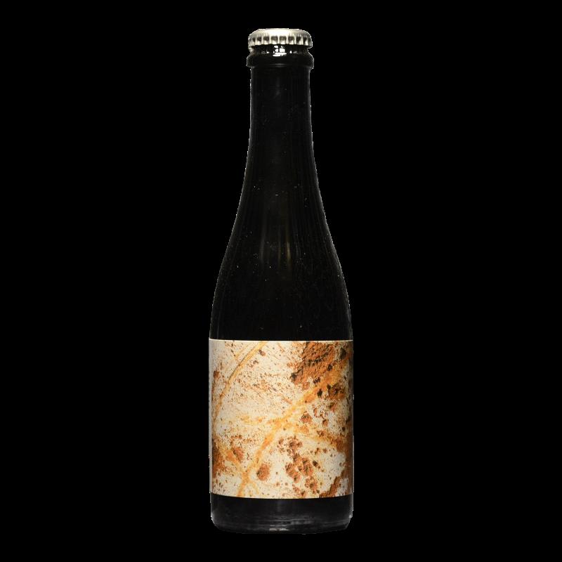 Malpolon - La Montagnarde – Cyclic Beer Farm - Yeast Trio – Malpolon Yeast Blend - 5.6% - 37.5cl - Bte