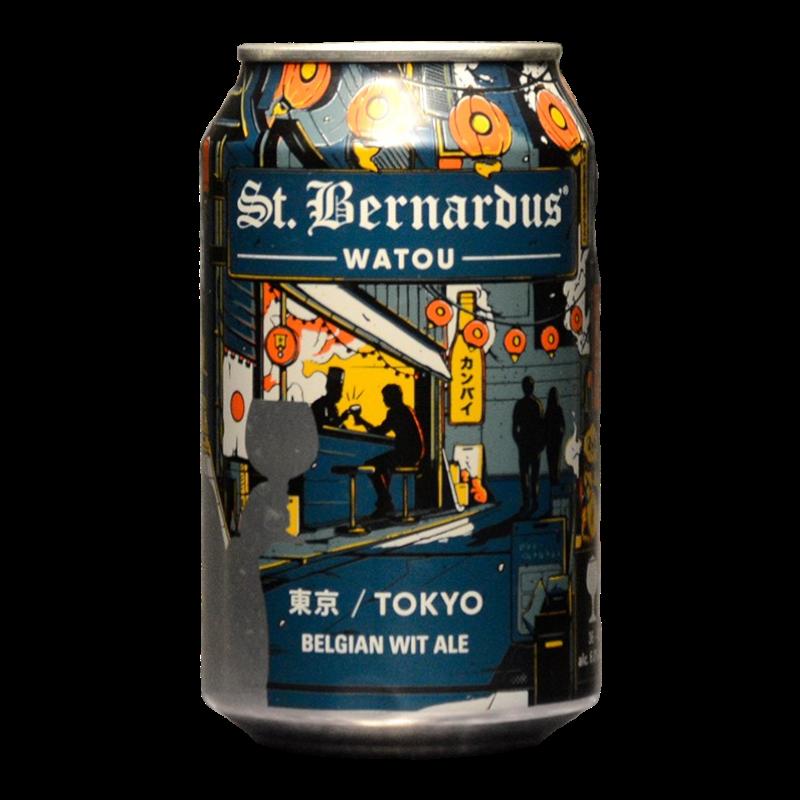 St Bernardus - Tokyo - 6% - 33cl - Can