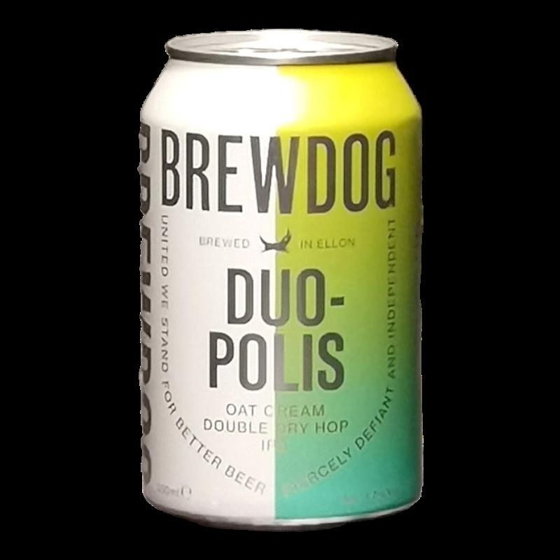 BrewDog - Duopolis - 4.7 - 33cl - Can