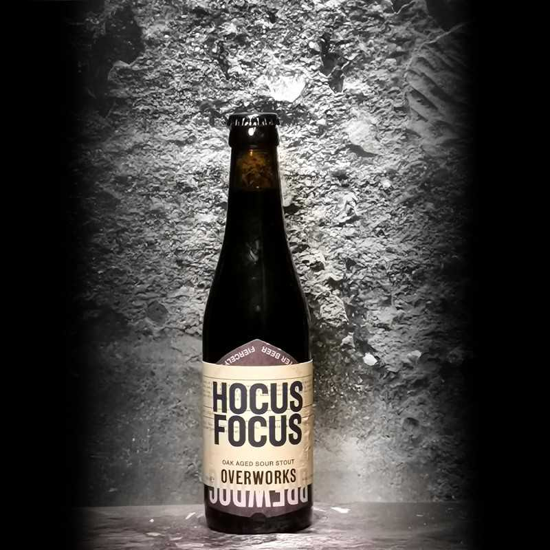 BrewDog OverWorks - Hocus Focus - 11.3% - 33cl - Bte