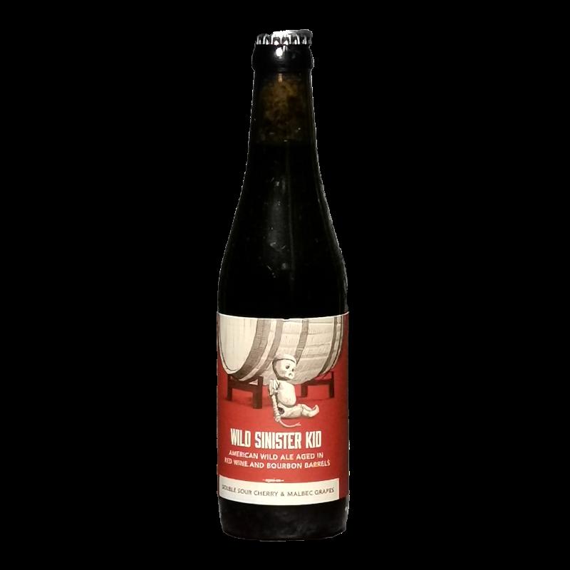 Trillium - Wild Sinister Kid Double Cherry Malbec - 10% - 33cl - Bte
