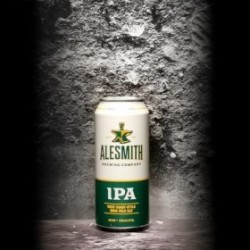 AleSmith - IPA - 7.3% - 47.3cl - Can