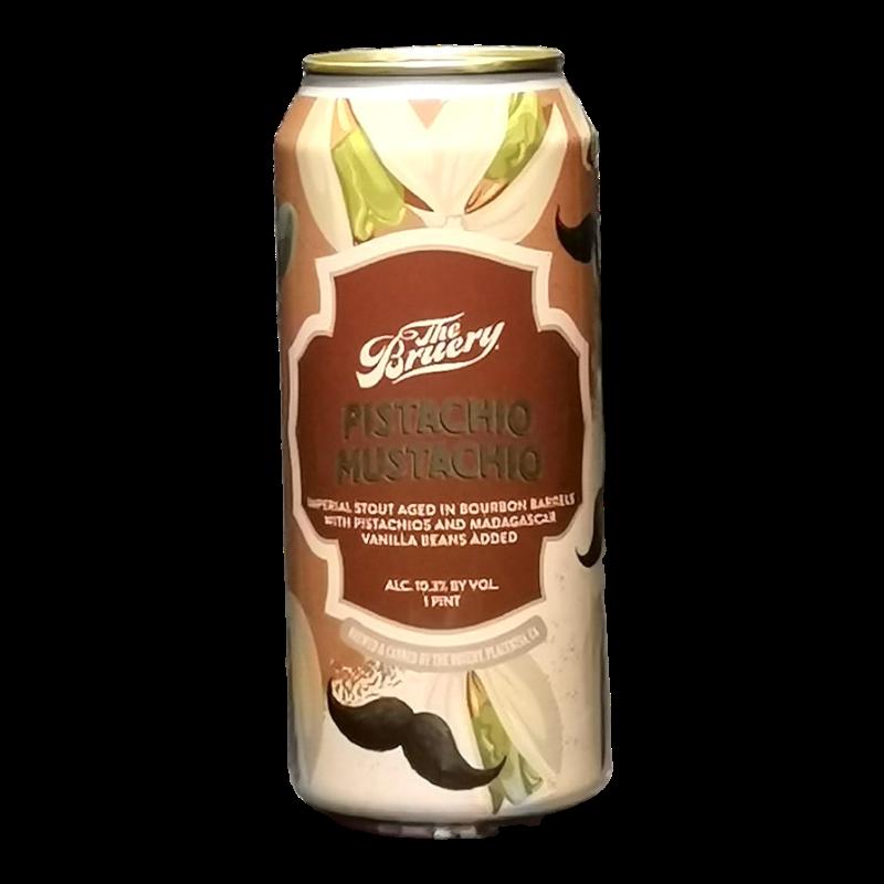 The Bruery - Pistachio Mustachio - 10.3% - 47.3cl - Can
