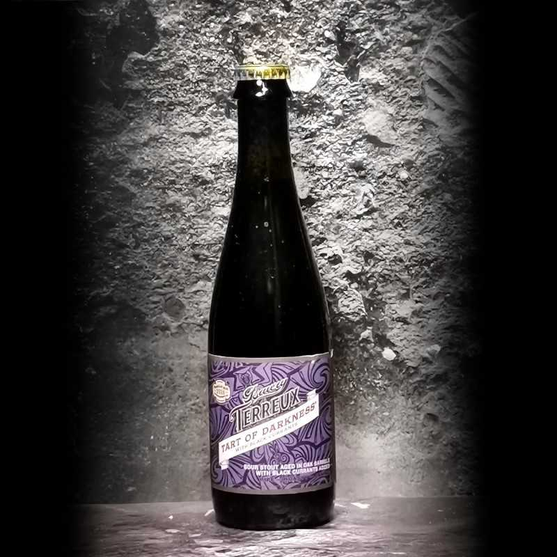 The Bruery - Tart of Darkness Black Currant - 6.2% - 37.5cl - Bte