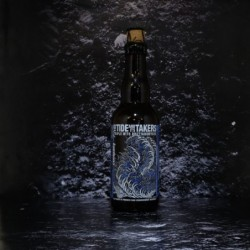 Anchorage - Dogfish Head  - The Tide and its Takers - 9% - 37.5cl - Bte