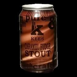 Kees - Caramel Fudge Stout - 11.5% - 33cl - Can