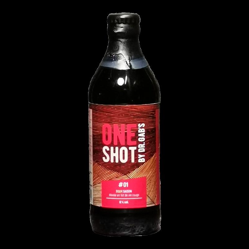 Dr Gab's - One Shot 01 - 6% - 33cl - Bte