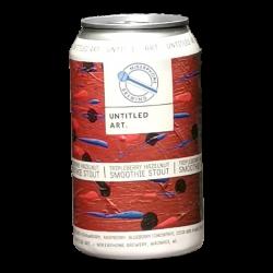 Untitled Arts - Mikerphone - TripleBerry Hazelnut Stout - 10% - 35.5cl - Can