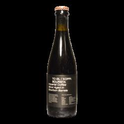 To Ol - Bourista Bourbon BA - 13.1% - 37.5cl - Bte