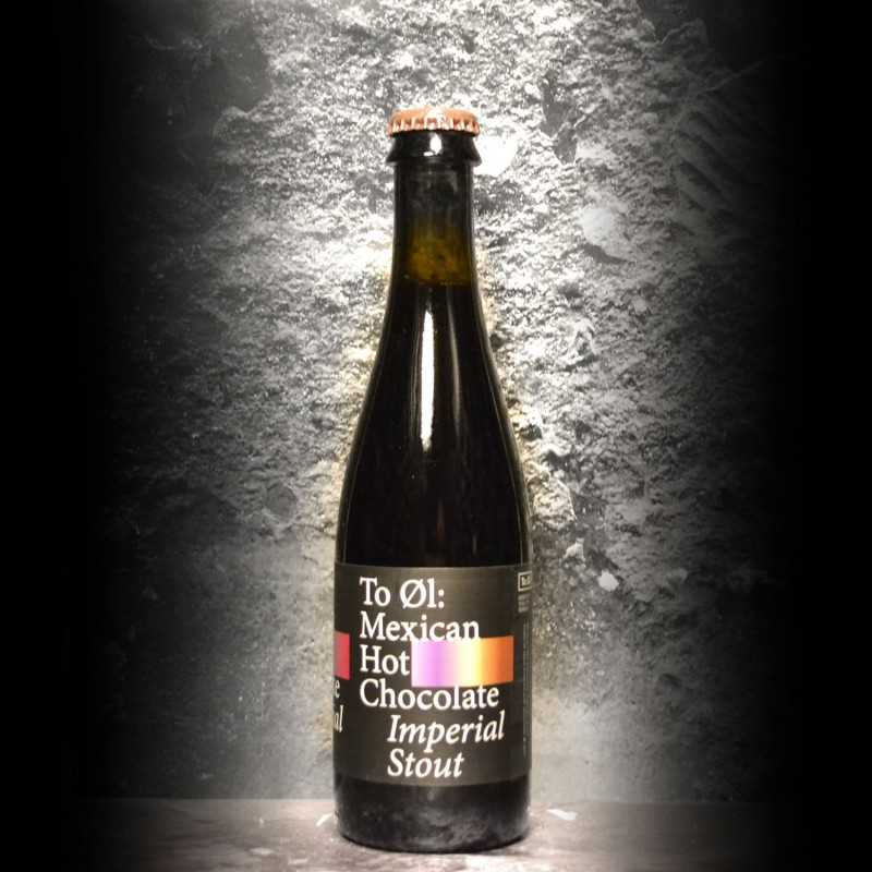 To Ol - Mexican Hot Chcocolate Imperial Stout - 8.5% - 37.5cl - Bte