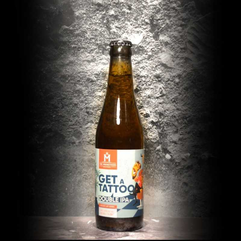 Musketeers - Get a Tattoo - 6.9% - 33cl - Bte