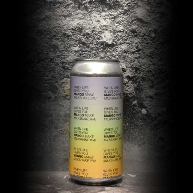 To Ol - When Life Gives You Mango... Make Milkshake IPA - 6.6% - 44cl - Can