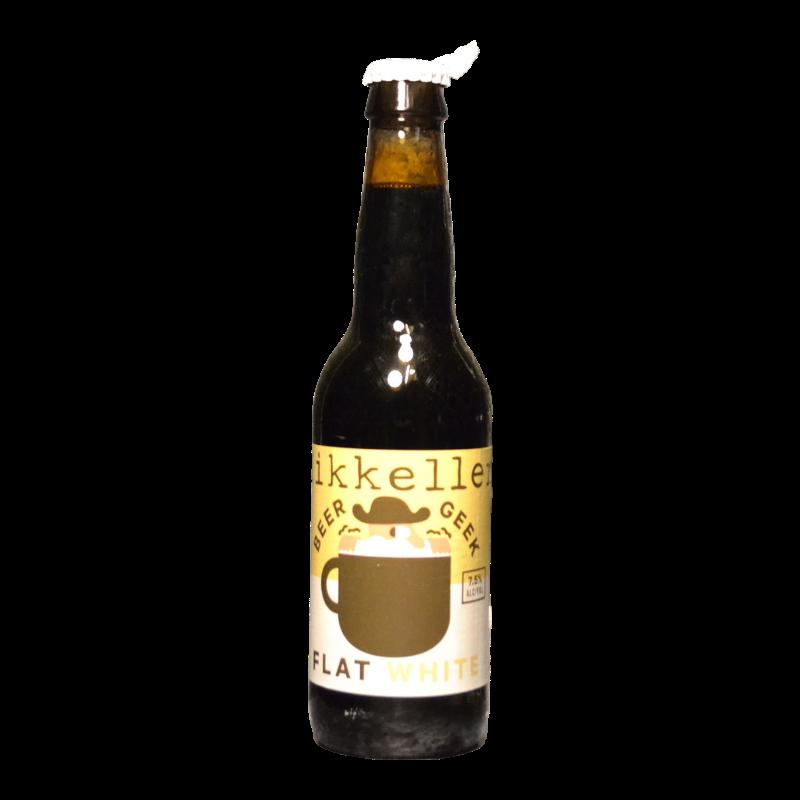 Mikkeller - Beer Geek Flat White - 7.5% - 33cl - Bte
