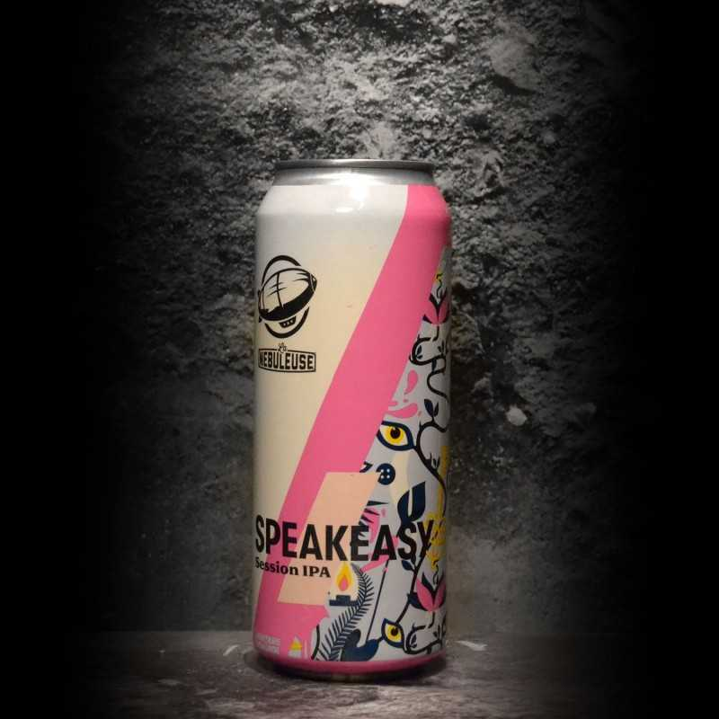Nébuleuse - Speakeasy - 4% - 50cl - Can