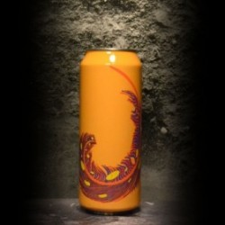 Omnipollo - Bianca Blueberry Maple Pancake Lassi Gose - 6% - 50cl - Can