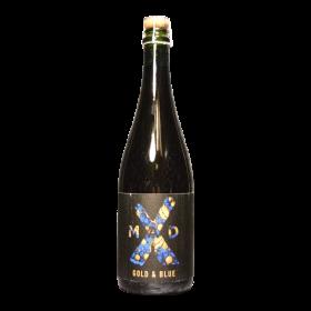 MadX - Gold & Blue - 5.5% -...