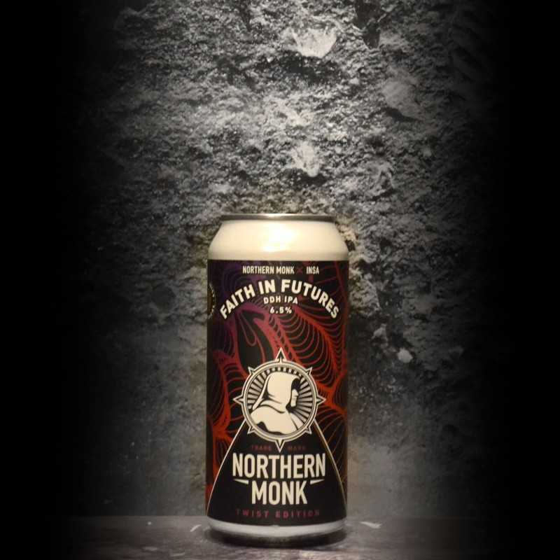 Northern Monk - Faith in the Futures - 6.5% - 44cl - Can