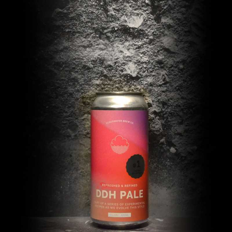 Cloudwater - DDH Pale Recipe Evolution 1 - 5% - 44cl - Can