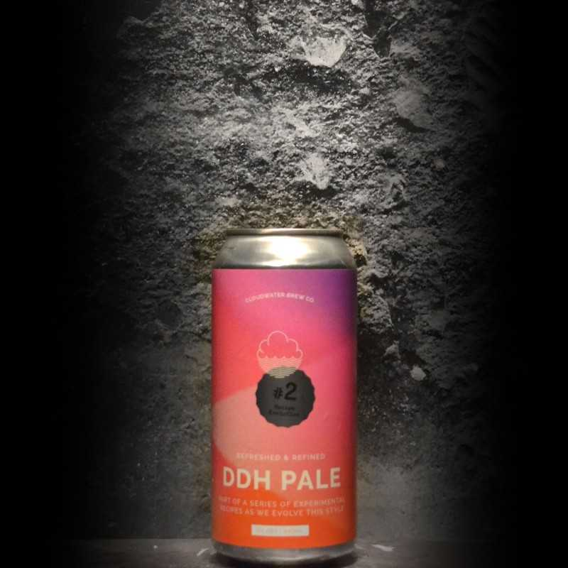 Cloudwater - DDH Pale Recipe Evolution 2 - 5% - 44cl - Can