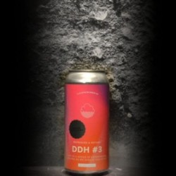 Cloudwater - DDH Pale Recipe Evolution 3 - 5% - 44cl - Can